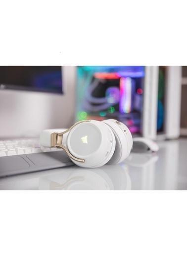Corsair Corsair Virtuoso Ca-9011224-Eu Hi-Fi Rgb Kablosuz Kulak Üstü  Oyuncu Kulaklığı Renkli